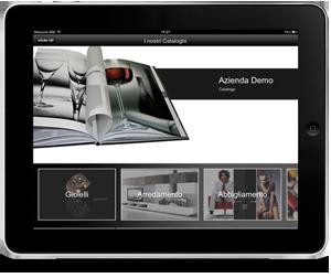 catalogo interattivo